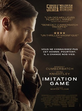 Imitation Game (Morten Tyldum, 2014)