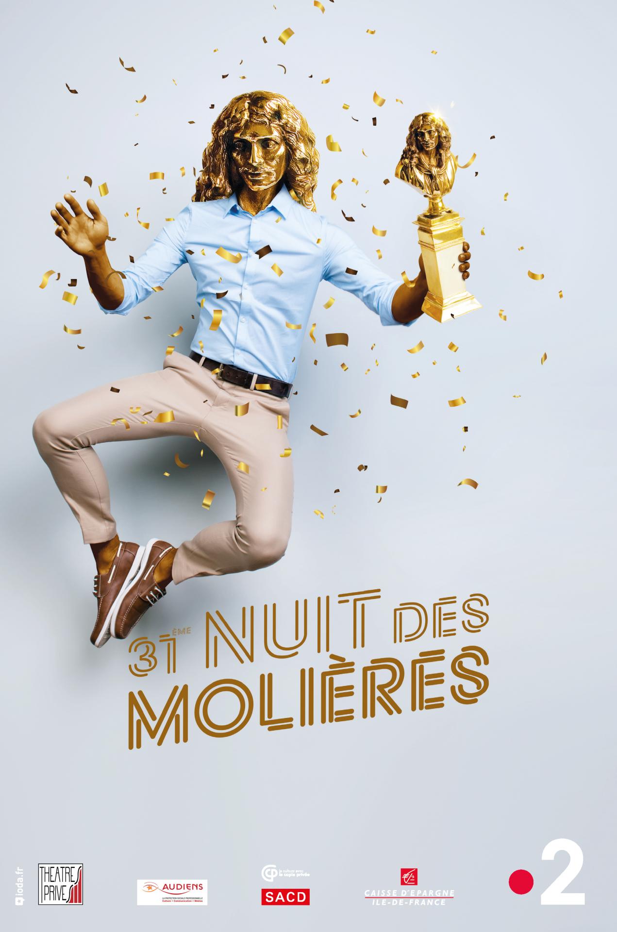13 mai 2019 : L'Histoire à l'honneur aux Molières