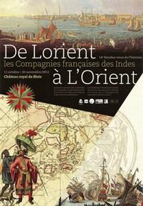 De Lorient à L'orient, Les Compagnies françaises des Indes (Blois)