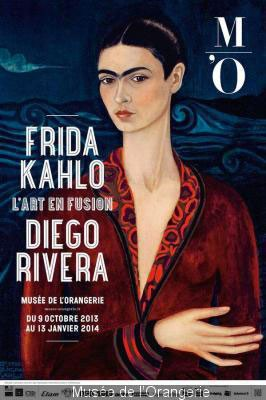 Frida Kahlo - Diego Rivera, L'art en fusion (Paris)