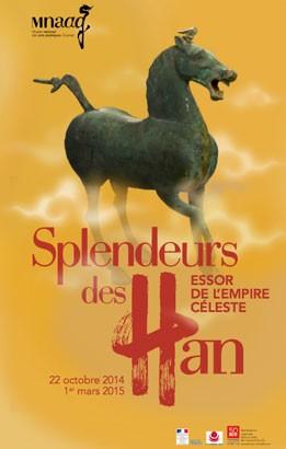 Splendeurs des Han, Essor de l'empire Céleste (Paris)