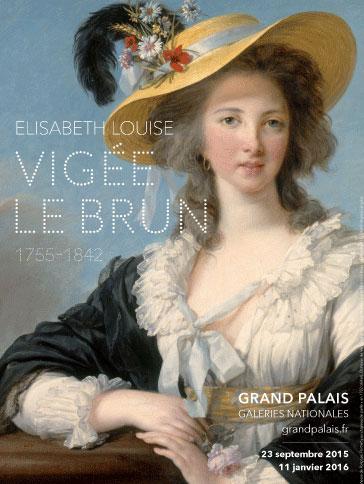 Élisabeth Louise Vigée Le Brun, (1755-1842) (Paris)