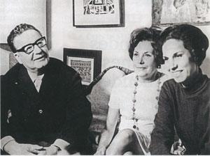 Biographie Salvador Allende
