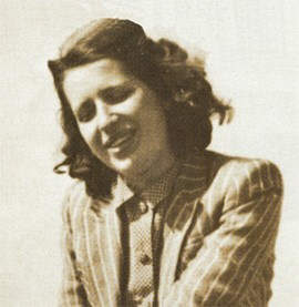 Biographie Geneviève Anthonioz-de Gaulle