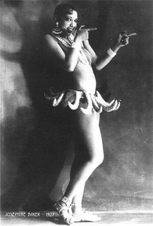 Biographie Joséphine Baker