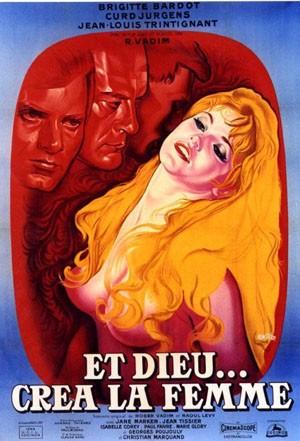 Et Dieu créa la femme (Roger Vadim, 1956)