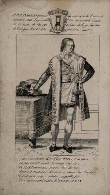 Paul Barras (pamphlet royaliste à l'époque de l'insurrection de Vendémiaire, 1795)