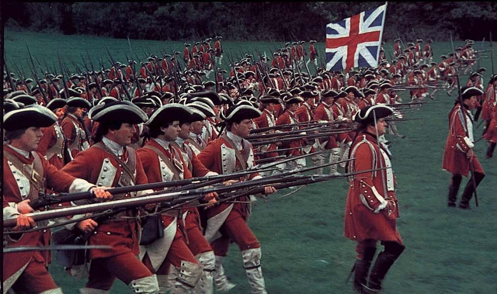 Barry Lyndon (Stanley Kubrick, 1975), DR
