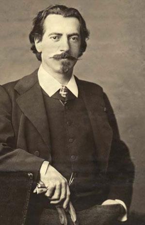 Auguste Bartholdi (Colmar, 2 août 1834 - Paris, 4 octobre 1904)