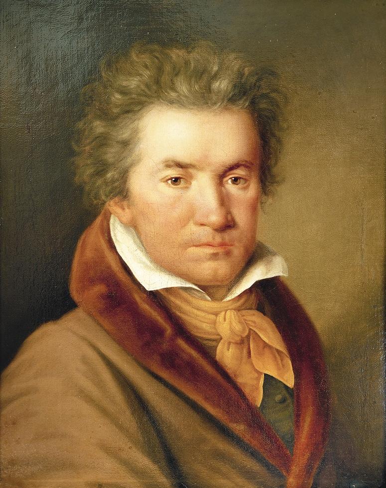 Biographie Ludwig van Beethoven