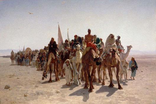Hadj Le Pelerinage A La Mecque Herodote Net