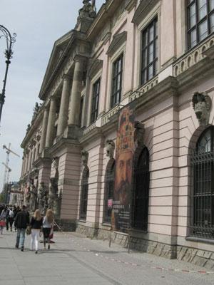 Musée de l'Histoire allemande, Un musée pour rapprocher les Allemands (Berlin)