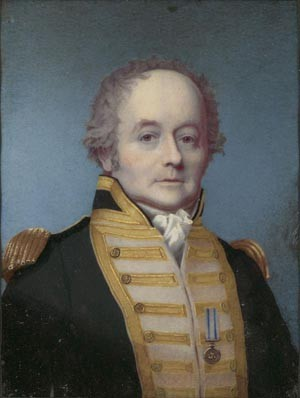 William Bligh (Plymouth, 9 septembre 1754 ; Londres, 7 décembre 1817)