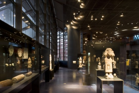 Musée du quai Branly-Jacques Chirac (© musée du quai Branly, photo Nicolas Borel)