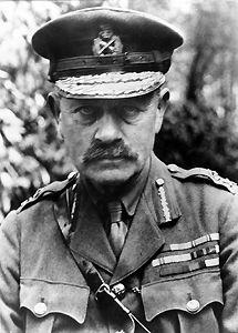 Julian Hedworth George Byng, vicomte de Vimy, gouverneur général du Canada de 1921 à 1926 (Wrotham Park, Angl., 11 septembre 1862 ; Thorpe-le-Soken, Angl., 6 juin 1935)