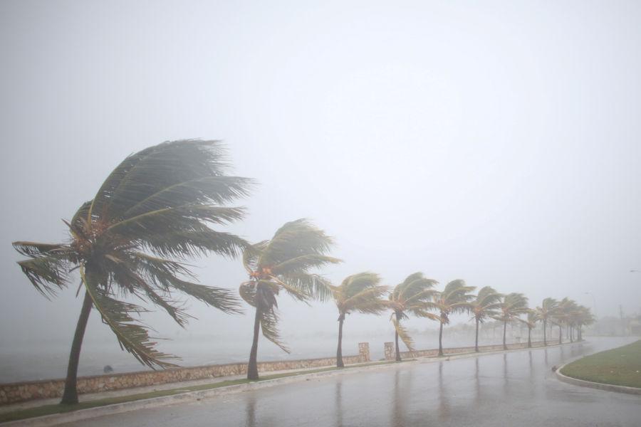 L'ouragan Irma à Cuba, le 9 septembre 2017.