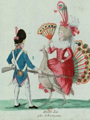 Halte là, plus d'aristocratie !, 1789, Paris, BnF