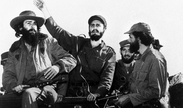 Fidel Castro après sa prise de pouvoir (1959)
