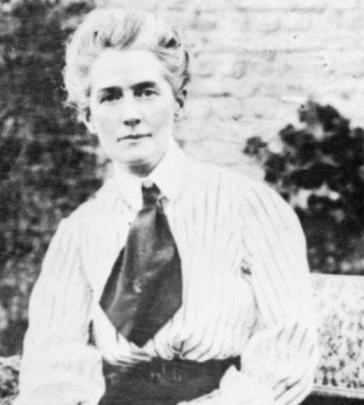 Edith Cavell (4 décembre 1865,           Swardeston, Angleterre ; 12 octobre 1915, Schaerbeek,           Belgique)