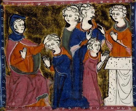 01 mars 2017 : Les cendres, début du Carême