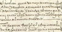 Livre des Trinitaires chaussés établissant la libération de Cervantès, prisonnier à Alger, Madrid, Archives historiques nationales.