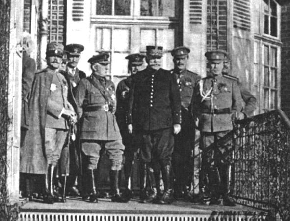 Les Chroniques du Jour : ça s'est passé un 6 Décembre Chantilly-1915