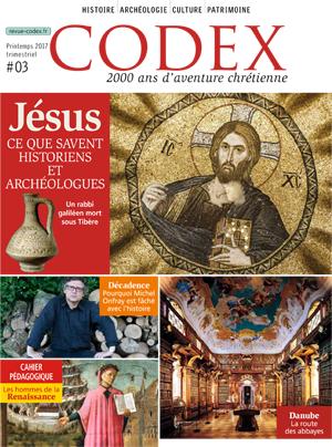 Codex, 2000 ans d'aventure chrétienne