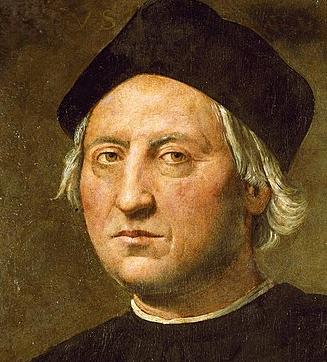 Christophe Colomb (portrait posthume par Rodolphe de Ghirlandajo, vers 1520)