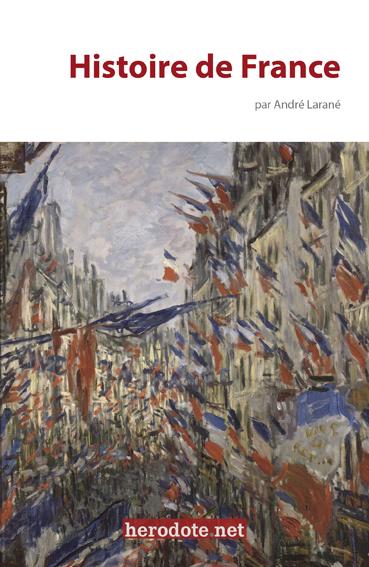 L'Histoire de France en livre numérique