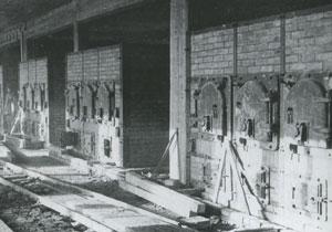 Fours crématoires du camp d'Auschwitz-Birkenau
