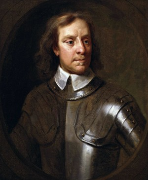 Oliver Cromwell (Huntingdon, 25 avril 1599 – Londres, 3 septembre 1658), par Samuel Cooper, National Portrait Gallery, Londres