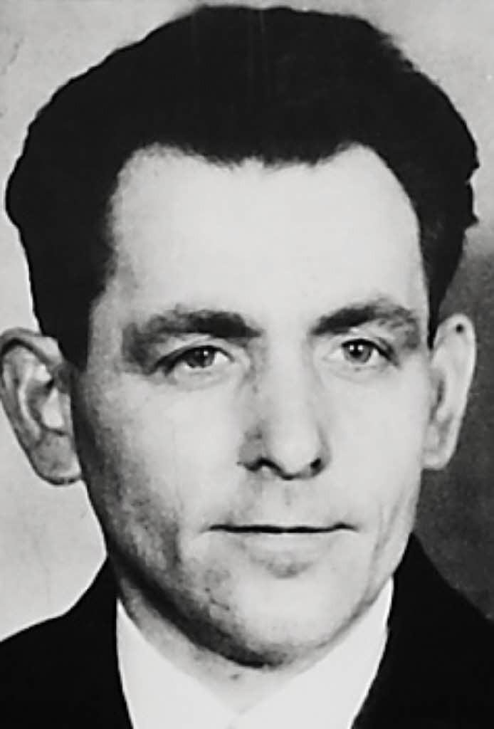 Georg Elser (4 janvier 1903, Hermaringen ; 9 avril 1945, Dachau)