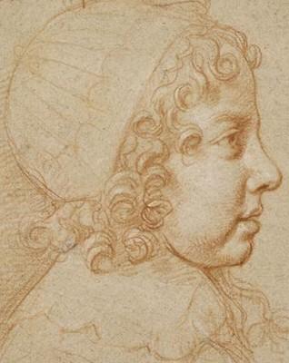 Portrait de Louis XIV enfant, âgé de six ans, Philippe de Champaigne, 1644, musée du Louvre, Paris.