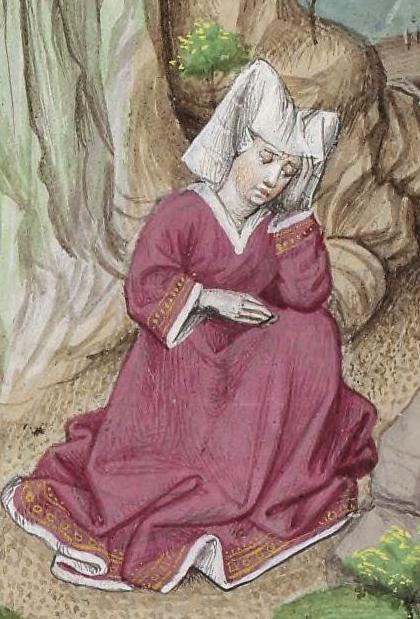 Le Décameron de Boccace, après 1410, Bibliothèque de l'Arsenal, Paris.