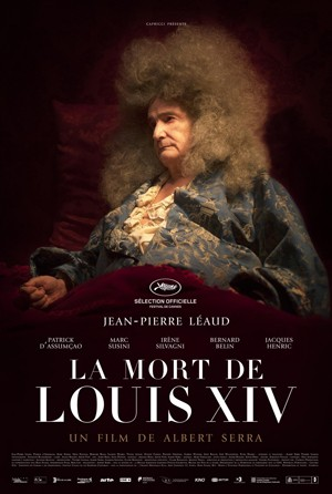 La mort du roi Louis XIV (Albert Serra, 2016)