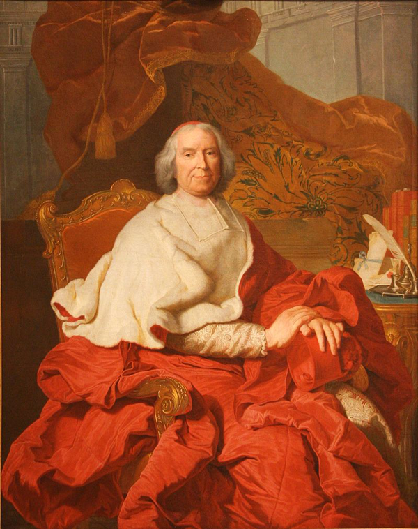 Biographie André-Hercule de Fleury