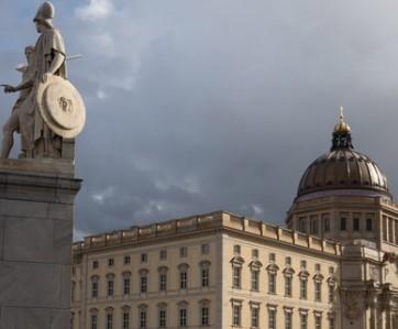 17 décembre 2020 : L'Allemagne inaugure son très attendu Forum Humboldt