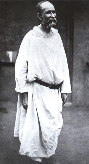 Le père Charles de Foucauld (15 septembre 1858, Strasbourg ; 1er décembre 1916)