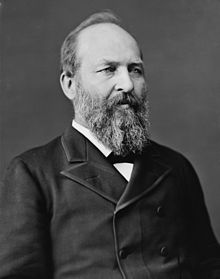 Biographie James Abram Garfield