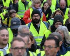 14 janvier 2019 : Gilets jaunes 2019 : l'anti-1789 !