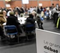 12 avril 2019 : Selon une étude, la France du grand débat est l'inverse de celle des gilets jaunes