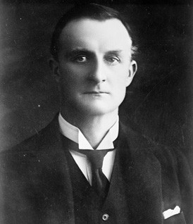 Sir Edward Grey (25 avril 1862, Londres – 7 septembre 1933, Fallodon)
