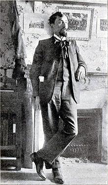Victor Griffuelhes (Nérac - Lot-et-Garonne, 14 mars 1874 ; Saclas - Seine-et-Oise, 30 juin 1922)