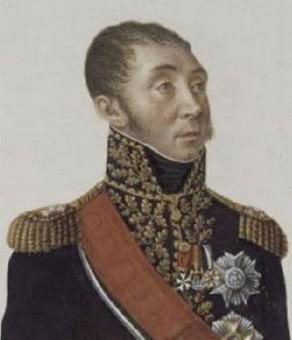 Emmanuel de Grouchy (Paris, 23 octobre 1768 ; Saint-Étienne, 29 mai 1847)