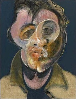 Francis Bacon, Autoportrait, 1969, Collection privée