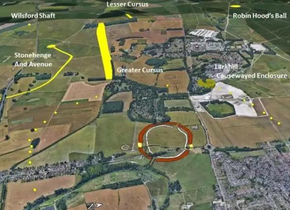 22 juin 2020 : Archéologie : découverte extraordinaire aux abords de Stonehenge