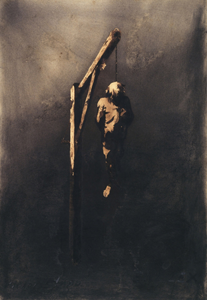 Victor Hugo. Dessins