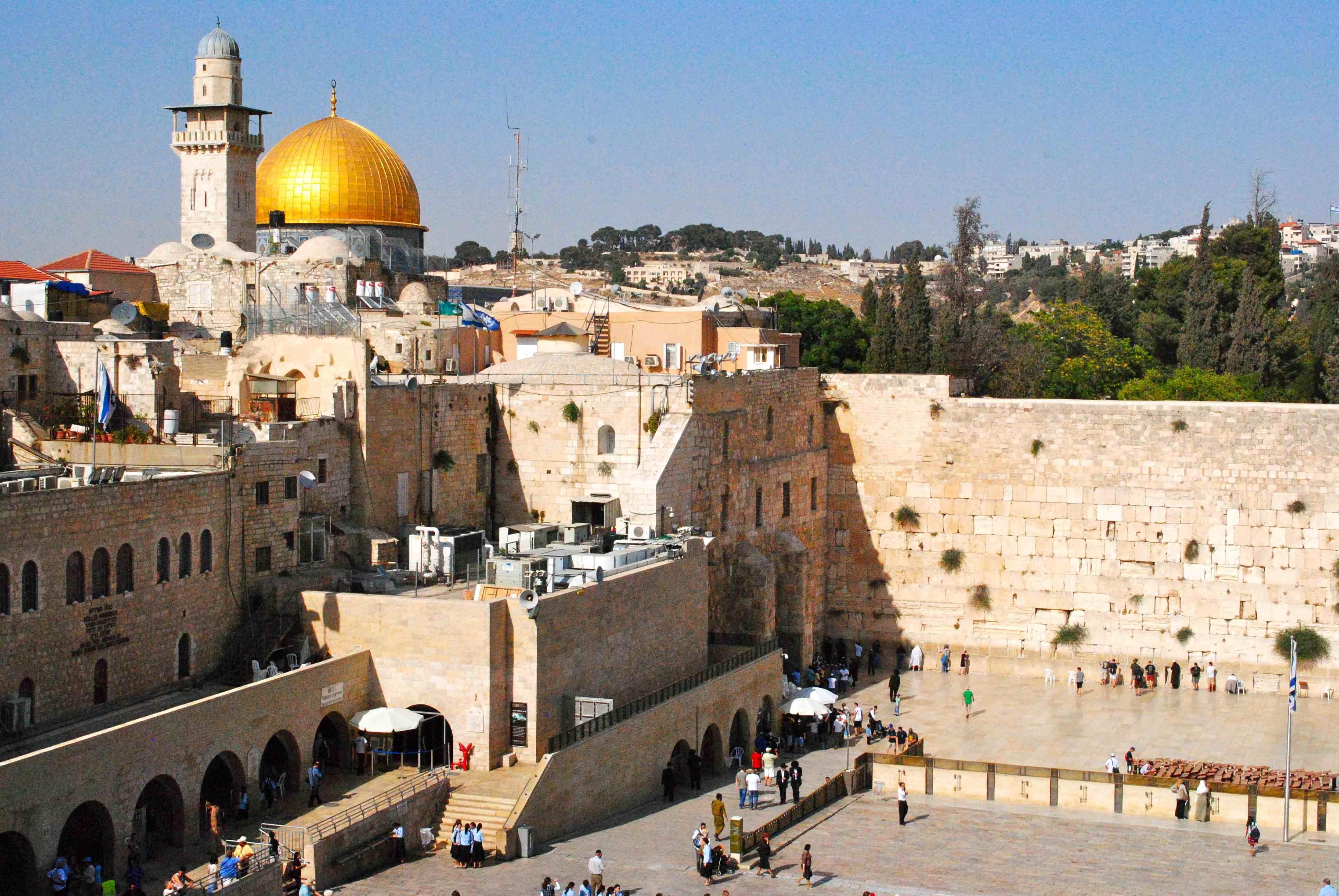 16 octobre 2016 : Une résolution de l'UNESCO gomme le passé juif d'Israël