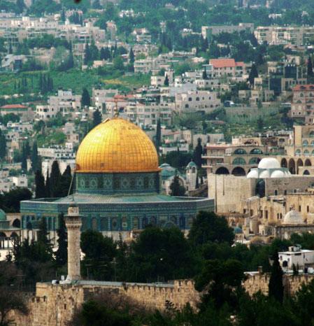 02 janvier 2017 : Jérusalem : comment une petite bourgade est devenue le centre du monde