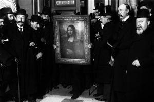 On a retrouvé la Joconde (4 janvier 1914)